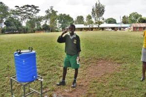 The Water Project: Friends Musiri Primary School -  Dental Hygiene Demonstration