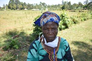 The Water Project: Mushikulu B Community, Olando Spring -  Mwanaisha Omumia