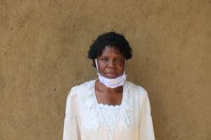 The Water Project: Mabanga Community, Ashuma Spring -  Selpha Nyakoa