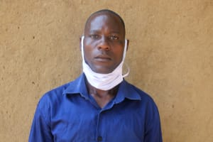The Water Project: Mabanga Community, Ashuma Spring -  Silas Chitechi