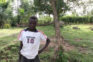 The Water Project: Khunyiri Community, Edward Spring -  Brian