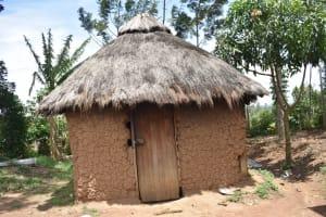 The Water Project: Emuyere Community, Kaikai Spring -  Kitchen