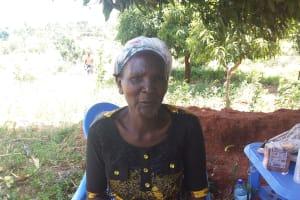 The Water Project: Mathanguni Community A -  Grace Kilisya