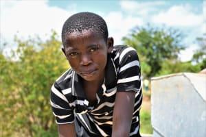 The Water Project: Mathanguni Community A -  Simon M