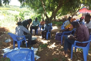 The Water Project: Mathanguni Community A -  Soap Making Activity