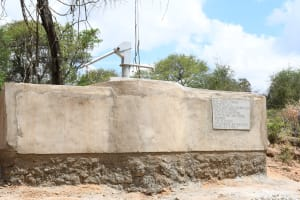 The Water Project: Thona Community A -  Complete Well