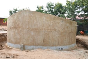The Water Project: Kalatine Primary School -  Complete Tank
