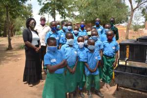 The Water Project: Kalatine Primary School -  Health Club Members