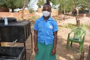 The Water Project: Kalatine Primary School -  Mumbua M