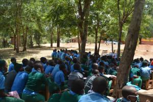 The Water Project: Kalatine Primary School -  Training