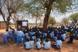 The Water Project: Mang'uu Primary School -  Sanitation Training