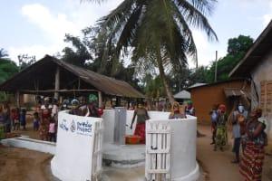 The Water Project: Lokomasama, Rotain Village -  Dedication Celebration