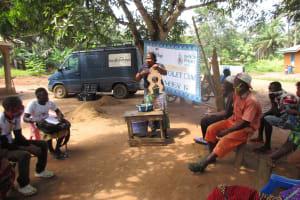 The Water Project: Lokomasama, Rotain Village -  Diarrhea Lesson