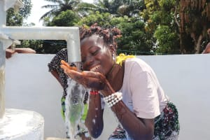 The Water Project: Lungi, Suctarr, #47 Kamara Street -  Drinking Well Water