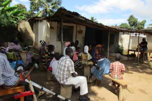 The Water Project: Lungi, Rotifunk, 22 Kasongha Road -  Hygiene And Sanitation Training