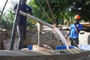 The Water Project: Lungi, Masoila, Off Swarray Deen Street (BAH) -  Bailing
