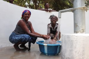 The Water Project: Lokomasama, Satamodia Village -  Celebrating The Well