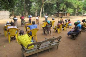 The Water Project: Lokomasama, Satamodia Village -  People Participate In Training
