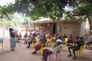 The Water Project: Lokomasama, Satamodia Village -  Training