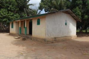 The Water Project: Kamasondo, Robay Village, Next to Mosque -  Mosque