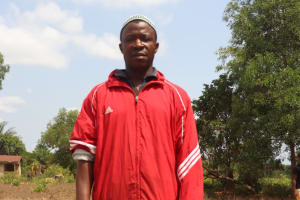 The Water Project: Kamasondo, Robay Village, Next to Mosque -  Mustapha Kamara Headman