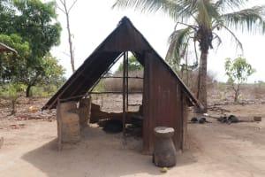 The Water Project: Kamasondo, Robay Village, Next to Mosque -  Kitchen