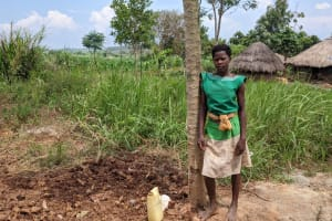 The Water Project: Alero B Community -  Esther