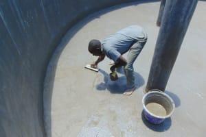 The Water Project: Gidimo Primary School -  Floor Plastering