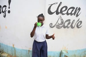 The Water Project: Kimuuni Secondary School -  Thumbs Up