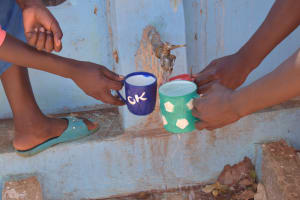 The Water Project: Kamuwongo Primary School -  Clean Water