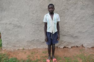 The Water Project: Nangurunya Community, Robert Musali Spring -  Abel