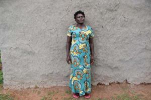 The Water Project: Nangurunya Community, Robert Musali Spring -  Agnes Khayanga