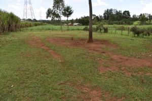 The Water Project: Nangurunya Community, Robert Musali Spring -  Compound At Home