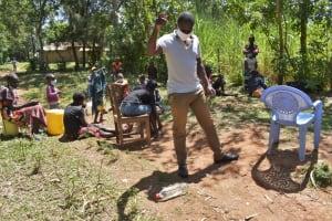 The Water Project: Shamoni Community, Shatuma Spring -  Training On Solar Disinfection Of Water