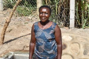 The Water Project: Bukhakunga Community, Maikuva Spring -  Agnes