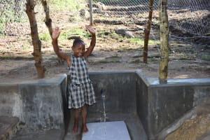 The Water Project: Bukhakunga Community, Maikuva Spring -  Gloria At The Spring
