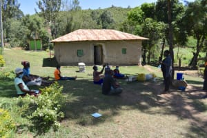 The Water Project: Bukhakunga Community, Maikuva Spring -  Question And Answer Session