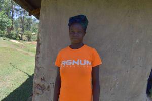 The Water Project: Bukhakunga Community, Maikuva Spring -  Victory A Community Health Volunteer