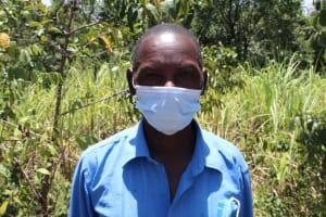 The Water Project: Litinye Community, Vuyanzi Spring -  David Mwembi