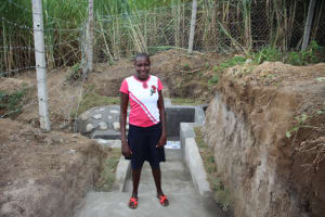 The Water Project: Mayuge Community, Ucheka Spring -  Rose
