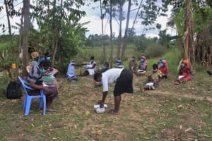 The Water Project: Mayuge Community, Ucheka Spring -  Solar Disinfection Of Water Explanation