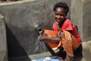 The Water Project: Mayuge Community, Ucheka Spring -  Water Celebration