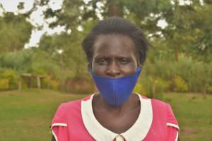The Water Project: Makale Community, Kwalukhayiro Spring -  Mary Nashimi