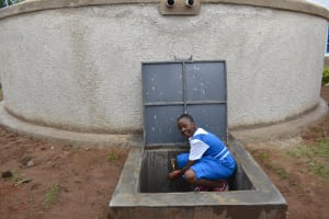 The Water Project: Gimarakwa Primary School -  Celebrations At The Water Point