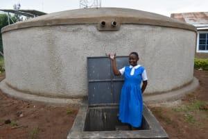The Water Project: Gimarakwa Primary School -  Cheers To Clean Water
