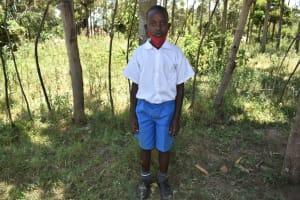 The Water Project: Gimarakwa Primary School -  James
