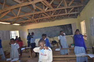 The Water Project: Saosi Primary School -  How To Cough