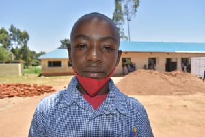 The Water Project: Saosi Primary School -  James