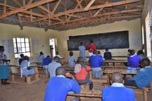 The Water Project: Saosi Primary School -  Training In Session