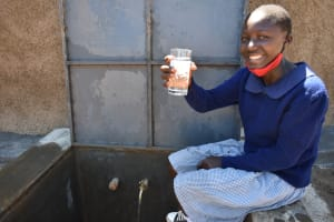 The Water Project: Saosi Primary School -  Cheers To Clean Water